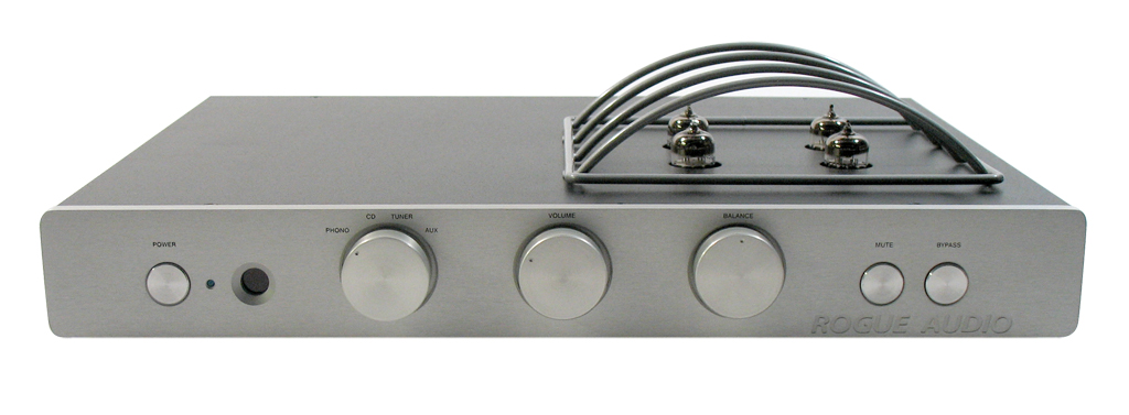 The Rogue Audio Tube Preamp, Rogue Preamp, Perseus Preamplifier